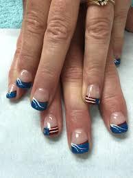 112 best patriotic nails images on pinterest gel nail designs