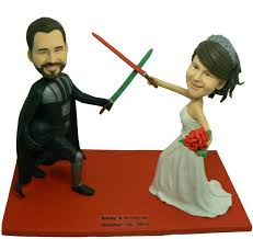 wars wedding cake topper wars wedding cake topper ten amazing toppers the i do moment