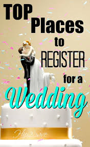 places to register for a wedding whether you plan to actually get gifts from target for your