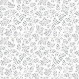 mint wrapping paper mint leaf pattern peppermint leaves sketch vector background for