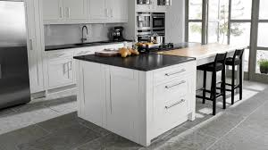 floor and decor granite countertops white varnished wooden wall mounted cabinet wooden small island