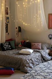 bedrooms how to hang string lights in bedroom bohemian style