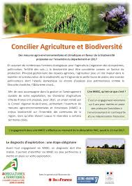 chambre d agriculture idf biodiversité