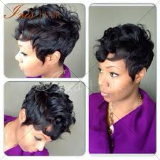 soft waves for short black hair 100 7a brazilian virgin short human hair wigs natural wave