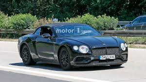 bentley gtc coupe camouflaged bentley continental gtc teases future of droptop luxury