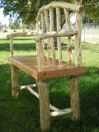 ket noi viet cedar log bench plans wooden plans