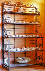 Iron Bakers Rack 98 Best Furniture Bakers Rack Images On Pinterest Bakers Rack