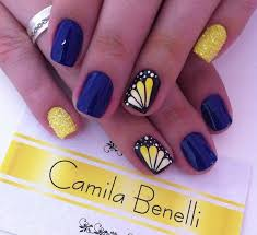 65 lovely summer nail art ideas black nail polish black nails
