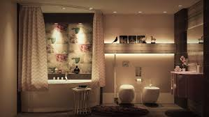 Luxury Bathroom Design Luxury Bathroom Decor Which Combine With Trendy And Modern Design
