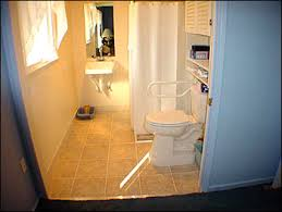 Redesign A Tiny Bathroom To Make It A Handicap Wheelchair - Bathroom designs for handicapped
