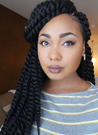 hair styles for big cheeks 39 crochet braid hairstyles for the bold and edgy style easily