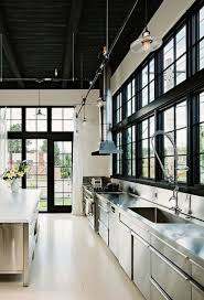 industrial modern design kitchen trends industrial kitchens modern industrial kitchens