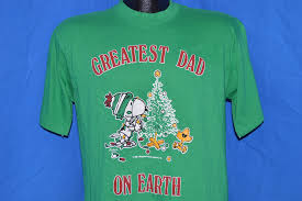 peanuts christmas t shirt 80s snoopy greatest on earth peanuts christmas t shirt medium