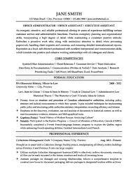 office administrator resume template premium resume sles