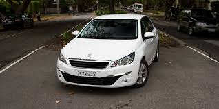 peugeot cars 2016 2015 peugeot 308 active review caradvice