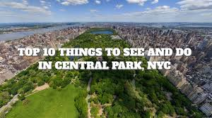 central park thanksgiving top 10 things to see and do in central park nyc places to see