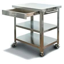 metal kitchen furniture kitchen rolling cart metal kitchen island cart regarding metal