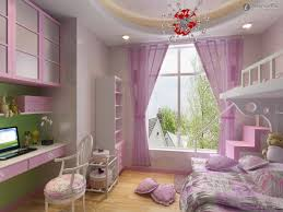 beauteous image of pink modern bedroom decoration ideas using
