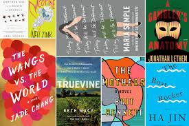 8 books october