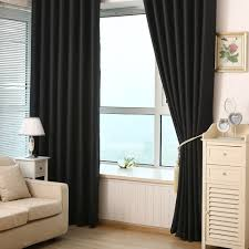 online get cheap solid color curtains aliexpress com alibaba group