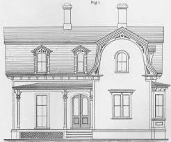 edwardian house plans victorian and edwardian homes with gambrel roofs