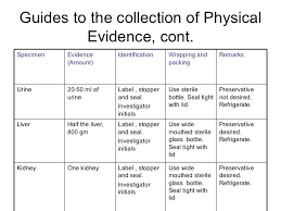 pattern physical evidence principles of forensic toxicology