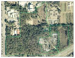Map Of University Of Florida by University Of Florida Natural Area Teaching Laboratory