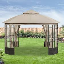 Discount Gazebos by Garden Winds Replacement Gazebo Cover For Gazebos Sold At Sears