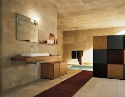 holzmöbel badezimmer modernes bad mit holz 27 ideen für möbel boden wand decke