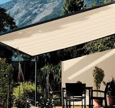Awning Colors Markilux 790 Retractable Side Shade Markilux North America