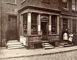 the ghosts of old london spitalfields life