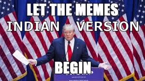 Flag Day Funny Donald Trump Funny Meme Indian Version The Cinema Hub Youtube