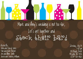 stock the bar party stock the bar invitation stock the bar wedding party