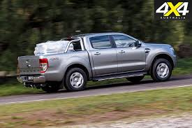 towing with ford ranger 2016 ford ranger review 4x4 load and tow test comparison 4x4