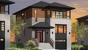 contempory house plans contemporary house plans small cool modern home designs by thd