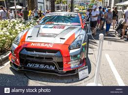 Nissan Skyline 2016 Beverly Hills California Usa 19th June 2016 A 2014 Nissan