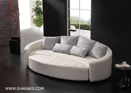 Stylish  Images About Curved Couch Ideas On Pinterest Curved - Curved contemporary sofa living room furniture