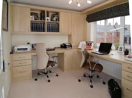 Used Home Office Furniture by Home Office Idea Diy Two Person Desk Using Ikea Alex Components