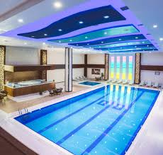 swimming pool room pool