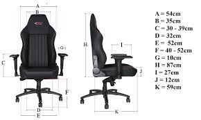 Racing Office Chairs Gt Omega Racing Evo Xl Office Chair Review Play3r