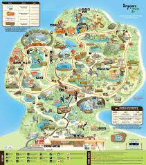 National Zoo Map Map Of Singapore Singapore Zoo The Worlds Best Rainforest Zoo