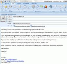cover letter via email email resume cover letter template resume builder