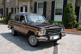 jeep grand wagoneer concept 1988 jeep grand wagoneer by wagonmasters hunting ridge motors