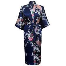 robe de chambre en satin peignoir satin pas cher ou d occasion sur priceminister rakuten