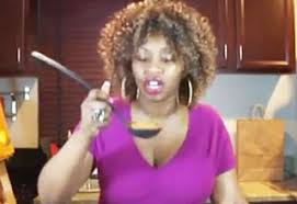 Challenge Glozell Glozell Takes The Cinnamon Challenge Ebaum S World