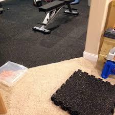 interlocking rubber floor tiles color flec floor