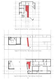 Villa Savoye Floor Plan by Koolhaas Modernism 4 2 Houses By Viral Shah Issuu