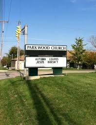 church signs of the week thanksgiving edition the exchange a