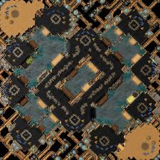 Dead Frontier Map Echo Map Starcraft Wiki Fandom Powered By Wikia