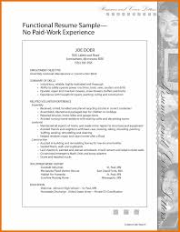 Resume Template No Experience 7 Resume Templates No Experience Budget Reporting